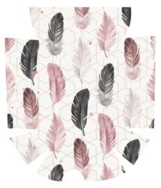 MyLife Pod Sticker - Feathers