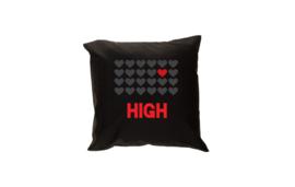Pillow - High Black