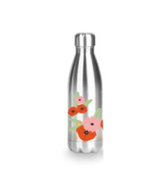 Water bottle - Poppies