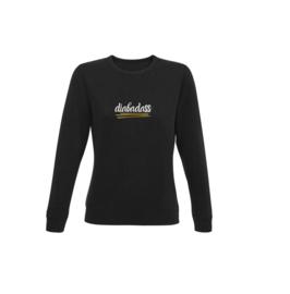 Sweater - Diabadass Black