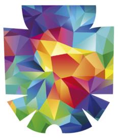 MyLife Pod Sticker - United Colors