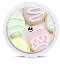 Freestyle Libre Sensor Sticker - Easter Cookies