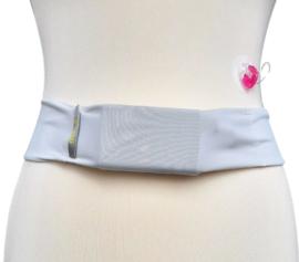 Comfort belt pompband Light Grey
