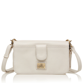 Sweet Collections Mint White Shoulder Bag
