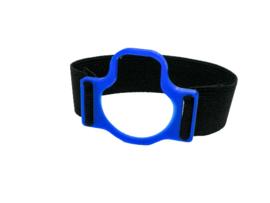 Medtronic Guardian sensor holder Marine Blue