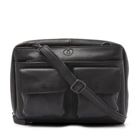 Sweet Collections Tampa Black Shoulder Bag