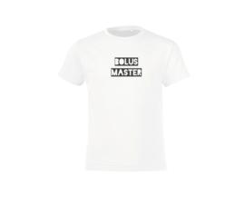 T-shirt - Bolusmaster Weiß