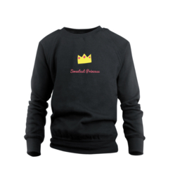 Sweater - Sweetest Princess Schwarz