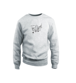 Sweater - Type One Grau