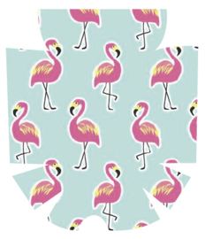 Omnipod Sticker - Flamingo