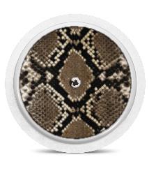 Freestyle Libre Sensor Sticker - Snake