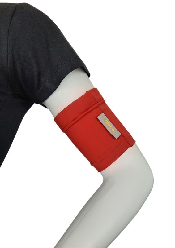 Comfort armband Brique