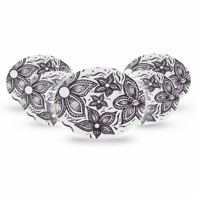 ExpressionMed Black Tie Floral Guardian Fixtape