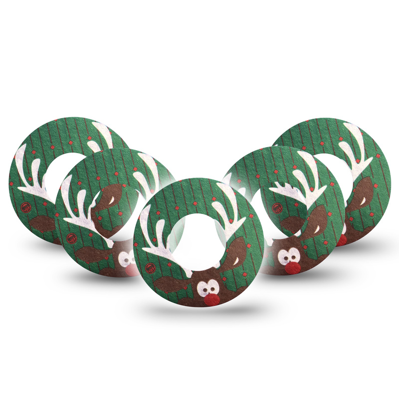 ExpressionMed Christmas Reindeer Libre Fixtape