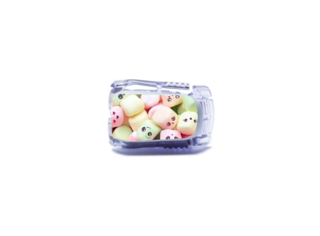 Dexcom G5 Sticker - Marshmellow