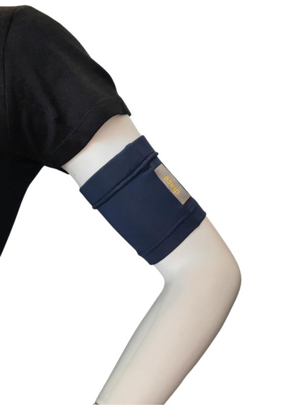 Comfort armband Steel Blue