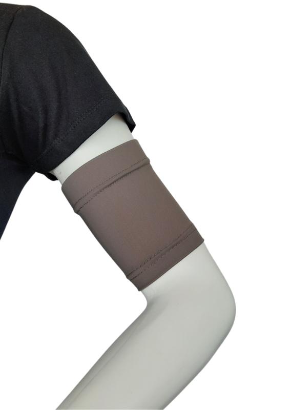 Comfort armband Taupe