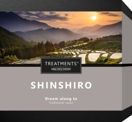 Lege shinshiro giftbox - gevuld met sizzle