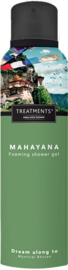 200 ml - Mahayana foaming shower gel