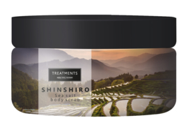 450 gram - Shinshiro sea salt body scrub