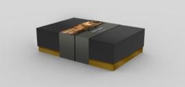 Lege luxe giftbox gevuld met sizzle - met sleeve