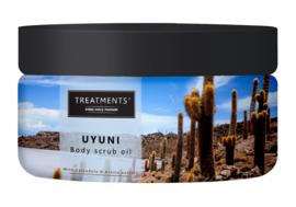 500 gram - Uyuni body scrub oil