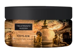 300 gram - Ceylon body scrub cream