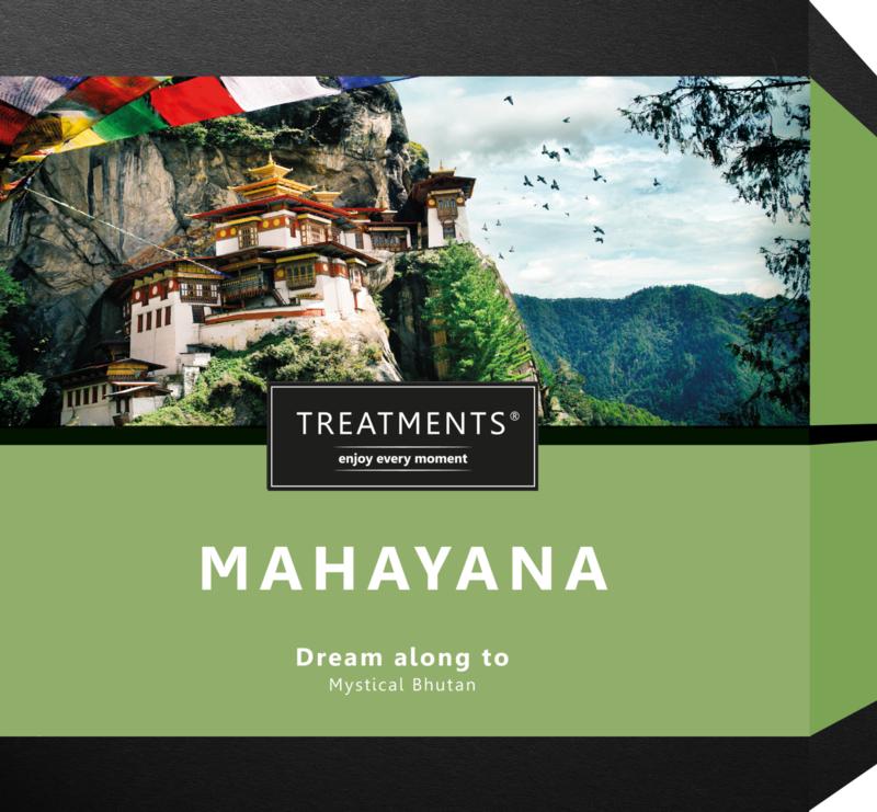 Lege Mahayana giftbox - gevuld met sizzle