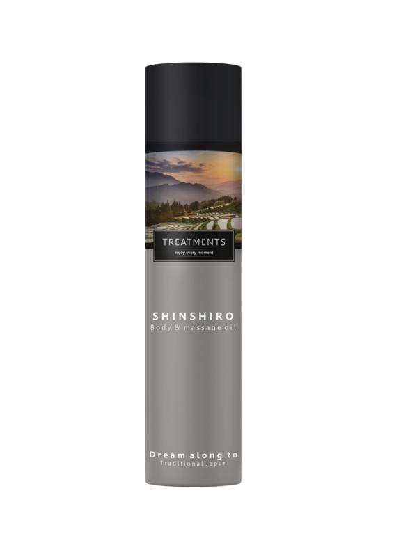 150 ml - Shinshiro body oil