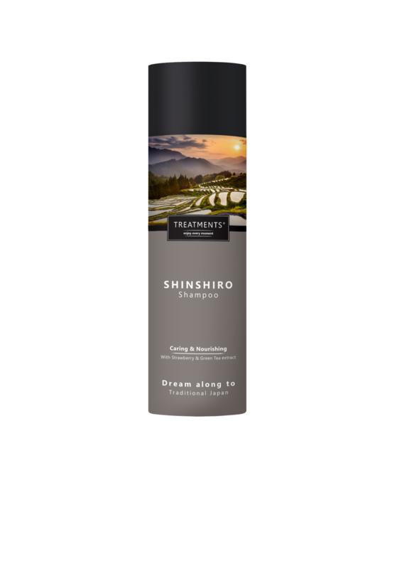 250 ml - Shinshiro shampoo
