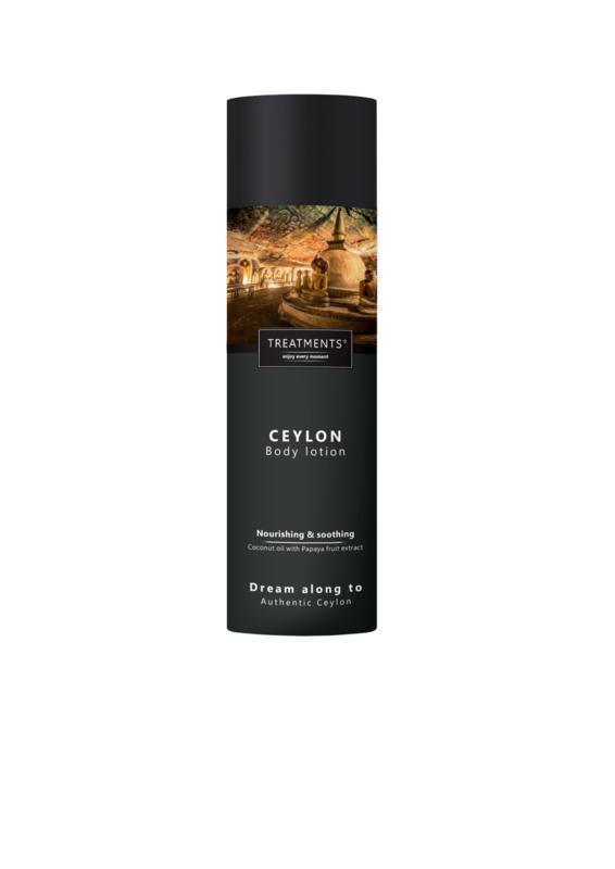 250 ml - Ceylon bodylotion