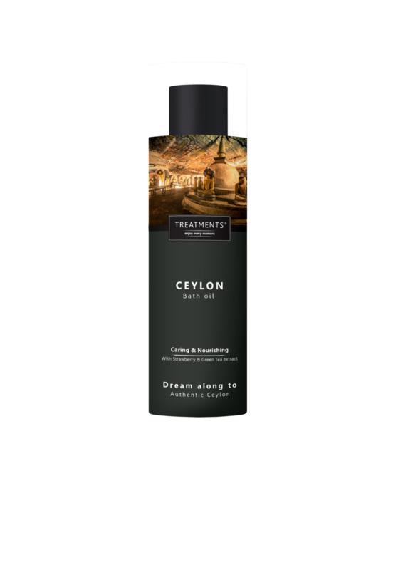 150 ml - Ceylon bath oil