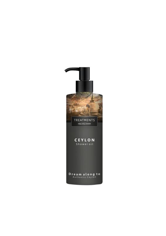 250 ml - Ceylon shower oil