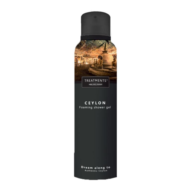 200 ml - Ceylon foaming shower gel