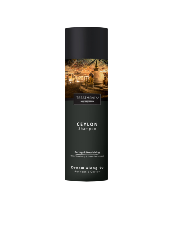 250 ml - Ceylon shampoo