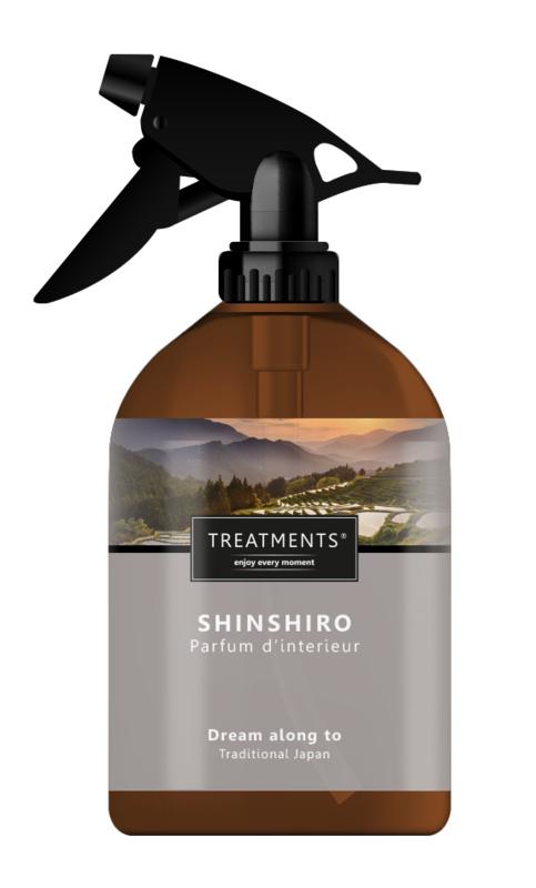 300 ml - Shinshiro parfum d'interieur