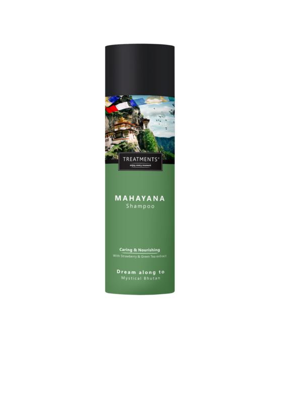 250 ml - Mahayana Shampoo