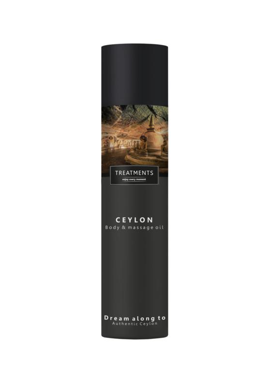 150 ml - Ceylon body oil