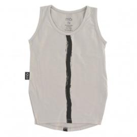 Tank Grey Stripe