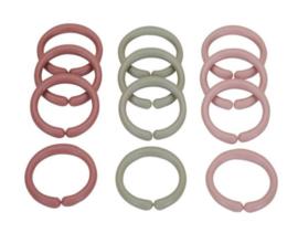 Little Loops Speelgoedringen Roze