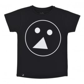 T-shirt Black Face