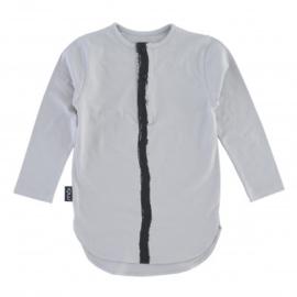 Tunic Grey Stripe