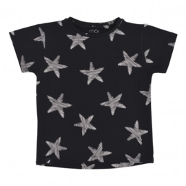 T-shirt Black Starfish