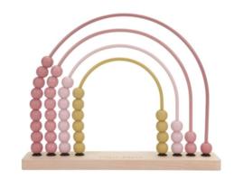 Regenboog Telraam Pink