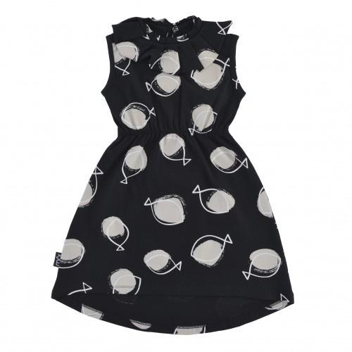 Dress Black Fish