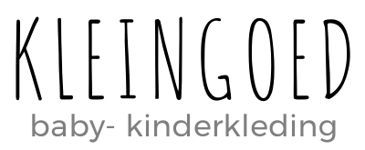 KLEINGOED baby- en kinderkleding