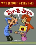 Boekje - Wat je moet weten over Text-To-Speech