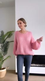 Jolien knit roze