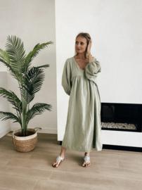 Liv dress khaki