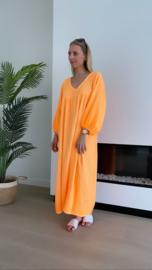 Liv dress oranje